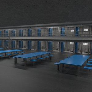 Prison Cells 3D