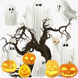 Halloween Collection V1 3D model