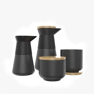 stelton coffee 3D