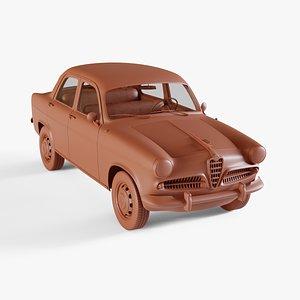 alfa-romeo giulietta 750 model