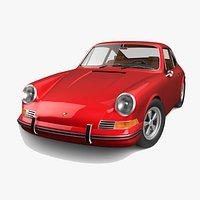 Porsche 911 1969 For Games
