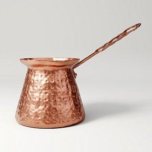 copper coffee pot model