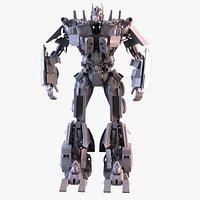 Optimus Prime Transformation