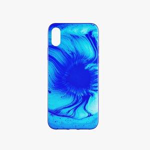 iPhone XS Case 14 3D