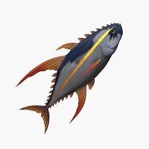 3D Tuna
