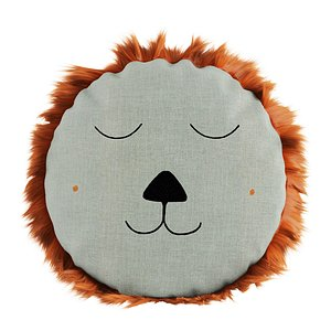 Ferm Living Safari Cushion 3D model