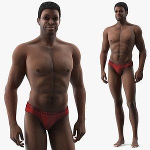 african american man male model
