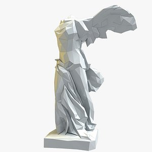 3D winged victory