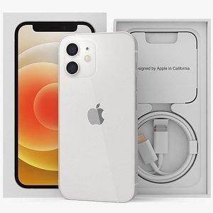 3D iphone 12 mini unboxed