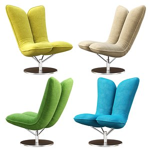 3D Angel chair by Softline