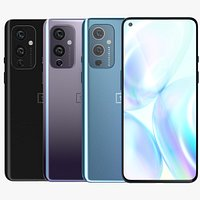 OnePlus 9 All Colors