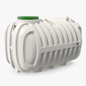 Conder HDPE Septic Tank model