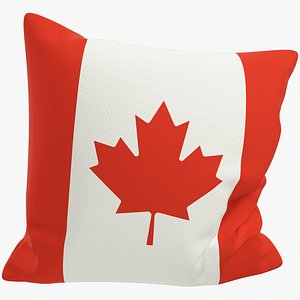 3D Sofa Pillow V40 model