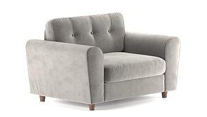 SK Design Arden MT 96 sofa 3D