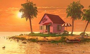 kame house 3D
