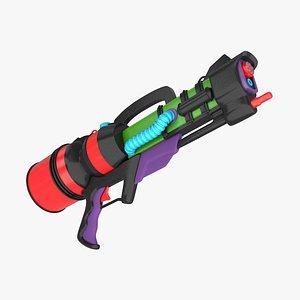 3D Toy Gun 5