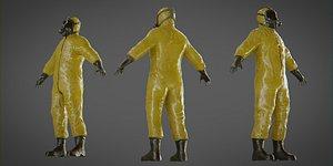 Biosuit Engineer 3D model
