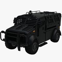 Military Vehicle Truck