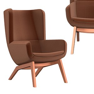 arca chair 3D model