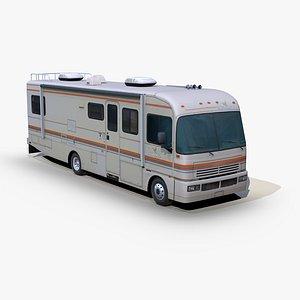 Fleetwood Bounder RV 1991 3D