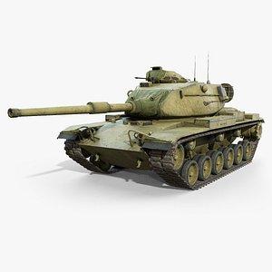 3d u s battle tank
