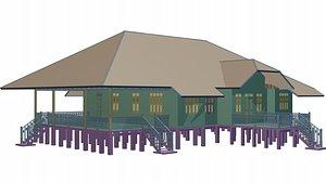 Thai House model
