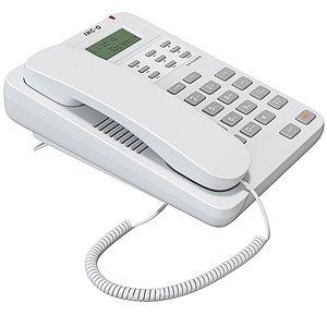Corded Phone 3D model