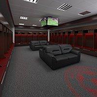 Locker Room 5