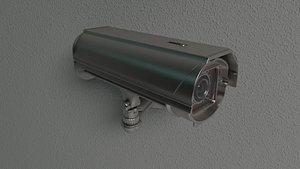 3D Wall Mounted Camera