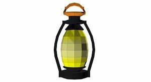 lamp miner 3D