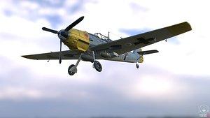 3D plane vehicle