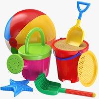 Beach Sand Toys 2