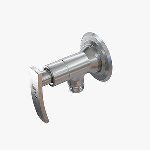 angle valve tap model