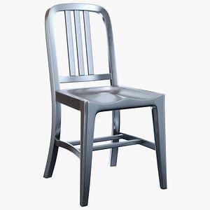 Emeco Navy Chair 3D model