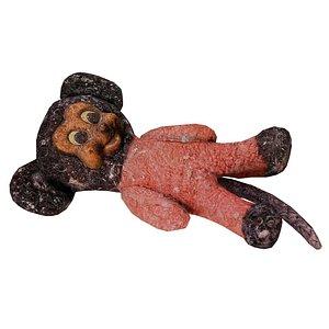 3D Small Doll USSR 08 01 model