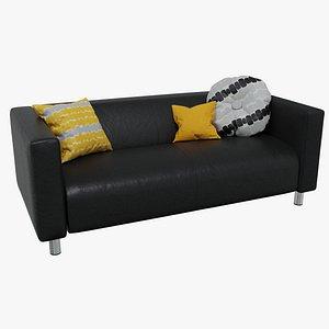 3D KLIPPAN sofa