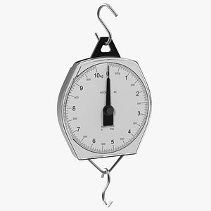 mechanical hanging scales model