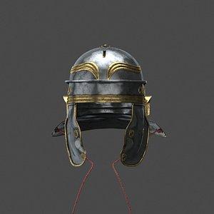 roman helmet helm 3D model