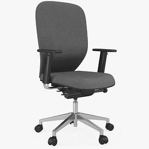 Office Chair 10 - 8K PBR Textures 3D model