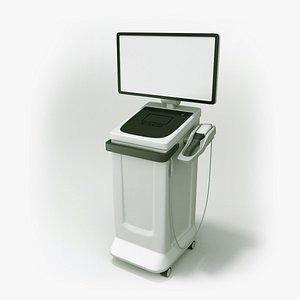 3D dental scanner digital