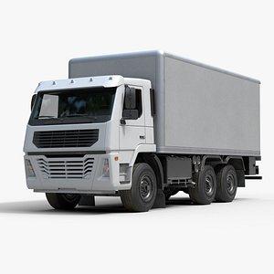 generic truck rigid 3D