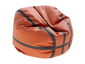 3D model BEAN BAG BASKET BALL