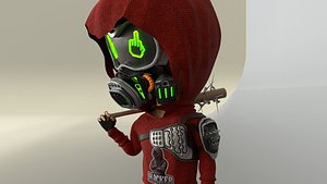 Hacker Boy 3D
