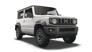 suzuki jimny allgrip long 3D