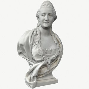 Catherine the Great model