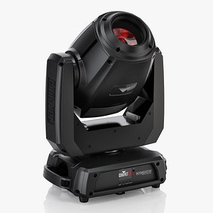 Chauvet Intimidator 375Z LED Moving Head Spot 3D model