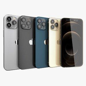 iphone phone 12 3D model