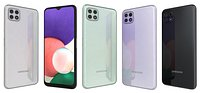 Samsung Galaxy A22 5G All Colors
