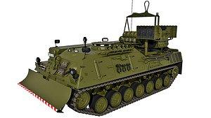 3D bergepanzer 2 vehicles leopard