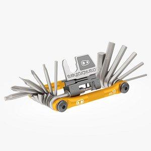Crankbrothers M19 Bike Multi Tool 3D model